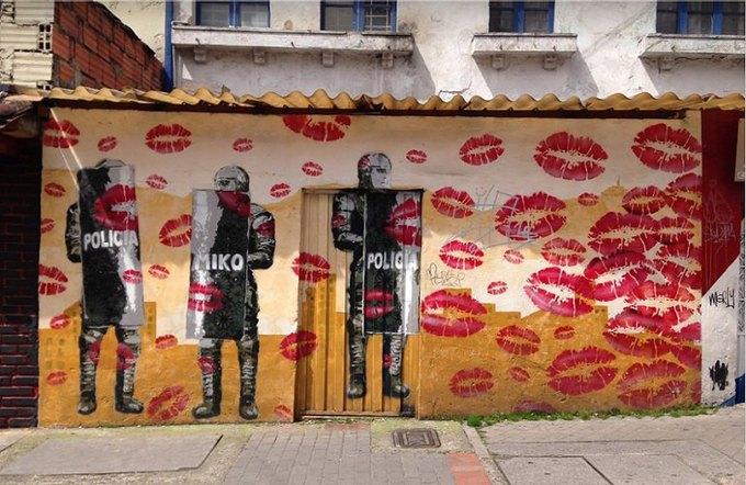 Google Street Art: Онлайн-музей граффити под открытым небом. Изображение № 10.