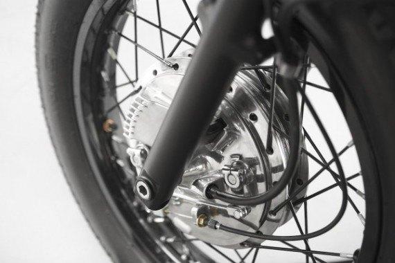 Мотомастерская Thrive Motorcycle представила каферейсер на базе Yamaha XS650 . Изображение № 9.
