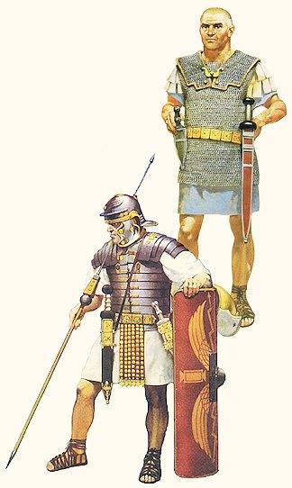 «Внезапное пугает врага»: Выдержки из правил ведения боя римскими легионерами. Изображение № 3.