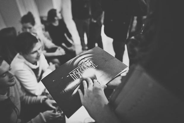 Фоторепортаж: Презентация книги о трэйн-бомберах «Ghost in the Machine». Изображение № 9.