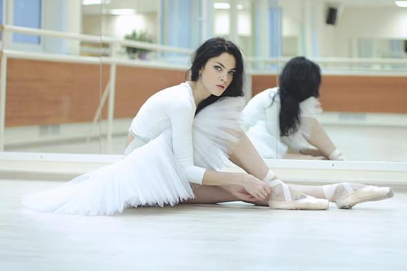 Классические формы: Балерина. Изображение № 4.