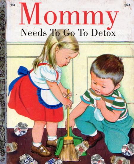Иллюстратор Боб Стэйк создал пародии на обложки старых детских книжек   . Изображение № 25.