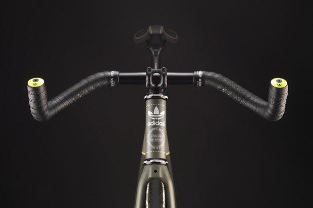 Марки Adidas и Bombtrack представили совместную модель велосипеда. Изображение № 2.