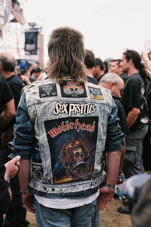 Цельнометаллическая оболочка: Путеводитель по курткам металлистов в формате фоторепортажа. Изображение № 22.