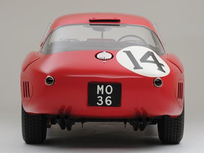 Раритетный Ferrari 340/375 MM Berlinetta продали за 10 миллионов евро. Изображение № 5.