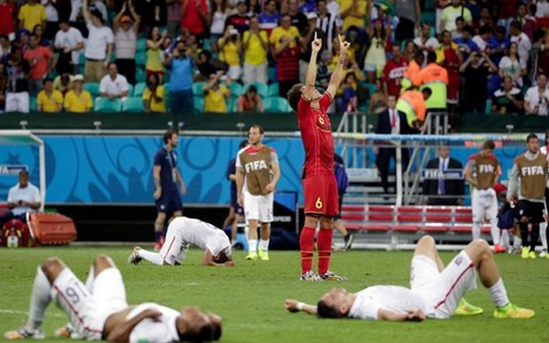 Грустные футболисты: Самый трагичный Tumblr-блог в истории современного спорта. Изображение № 19.