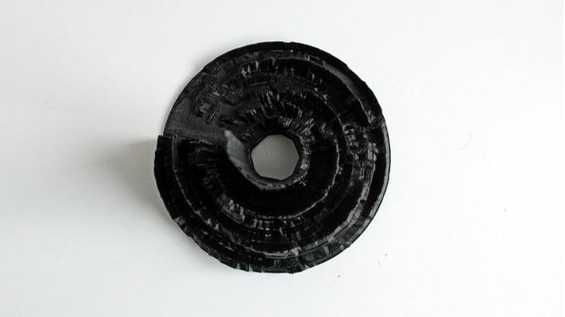 Дизайнеры отпечатали 3D-макеты альбомов Portishead, Ника Дрейка и Einsturzende Neubauten. Изображение № 9.