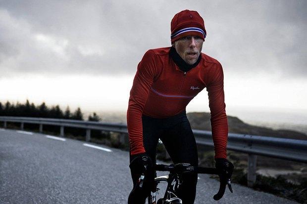 Велосипедная марка Rapha опубликовала осенне-зимний лукбук. Изображение № 12.
