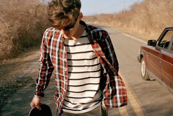Изображение 4. Men's Digest: эдвардианский уличный стиль, спорткар Lamborghini, лукбук Saturdays Surf NYC.. Изображение № 5.