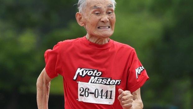 103-летний японский спринтер бросил вызов Усэйну Болту. Изображение № 1.