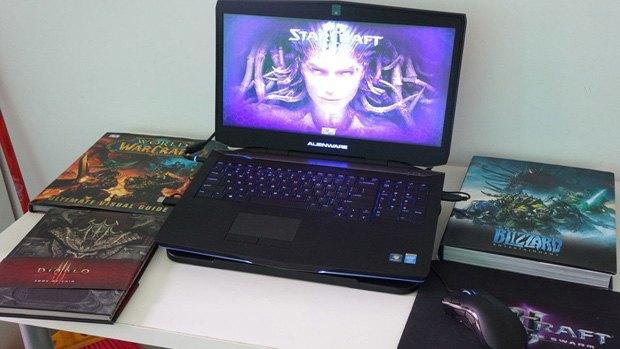Геймер создал игру Warcraft IV на движке StarCraft II . Изображение № 6.