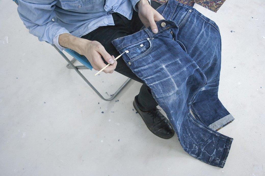 Как кастомизировать любимую пару джинсов. Изображение № 8.