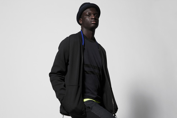 Nike Sportswear выпустили лукбук осенней коллекции одежды. Изображение № 9.
