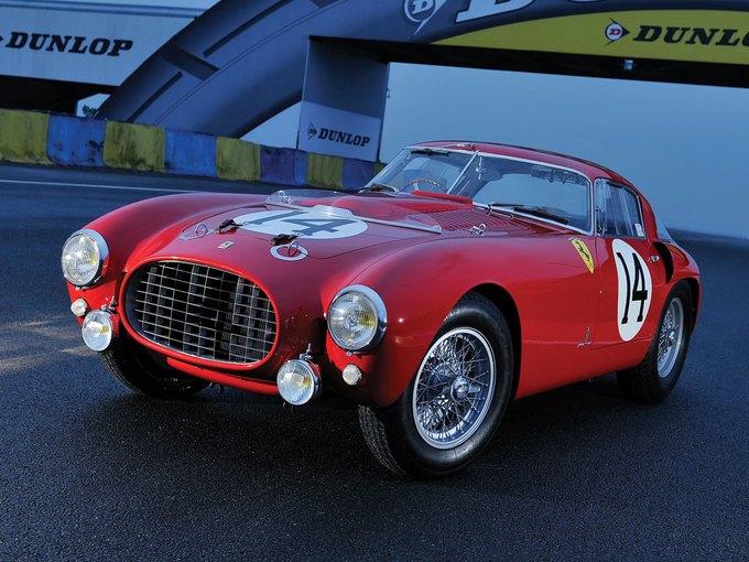 Раритетный Ferrari 340/375 MM Berlinetta продали за 10 миллионов евро. Изображение № 16.