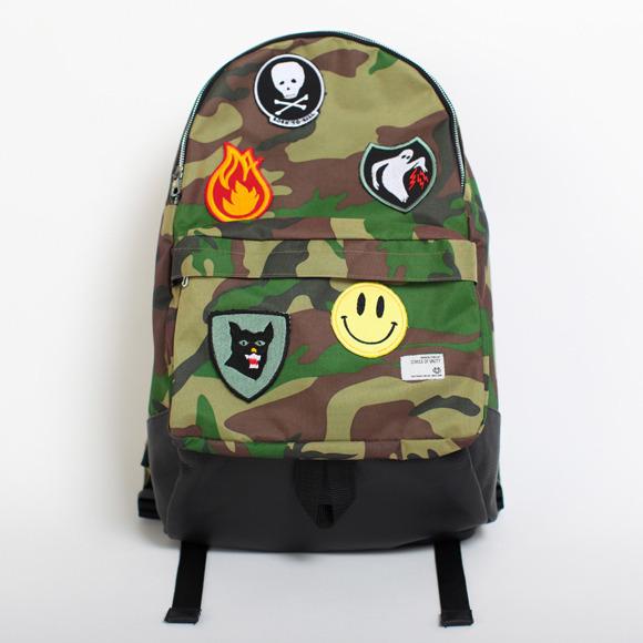 Российская марка Circle of Unity выпустила новую коллекцию рюкзаков. Изображение № 9.