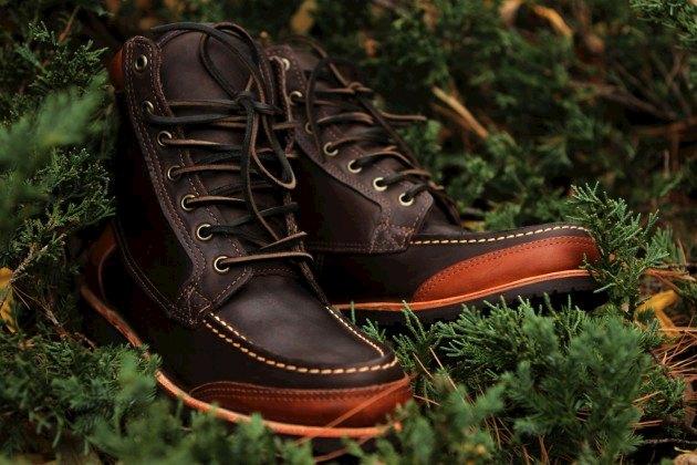 Дизайнер Ронни Фиг и марка Sebago представили осенне-зимнюю коллекцию обуви. Изображение № 9.