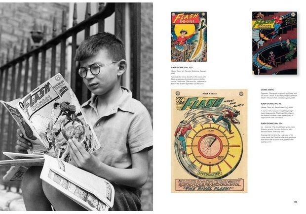 Вышла книга об истории комиксов The Golden Age of DC Comics. Изображение № 2.