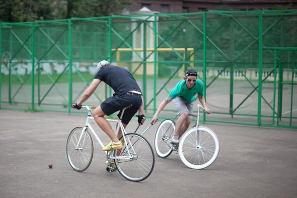 Без тормозов: Интервью с создателями сообщества Fixed Gear Moscow. Изображение № 51.