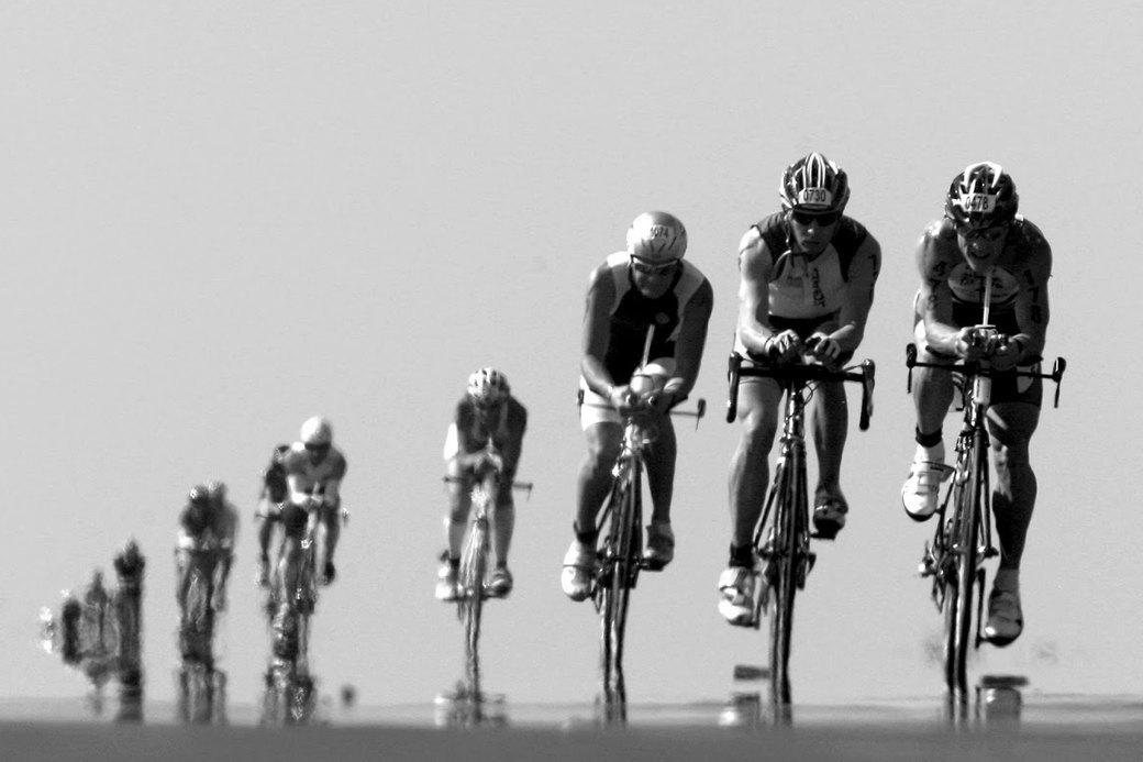 По земле, по воде, на колёсах: Как стать участником триатлона Ironman. Изображение № 1.