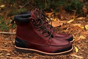 Дизайнер Ронни Фиг и марка Sebago представили совместную модель обуви. Изображение № 7.