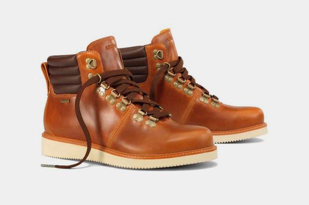 Марка Timberland выпустила осеннюю коллекцию обуви. Изображение № 9.