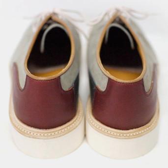Марки Cash Ca и Trickers выпустили совместную коллекцию обуви. Изображение № 3.