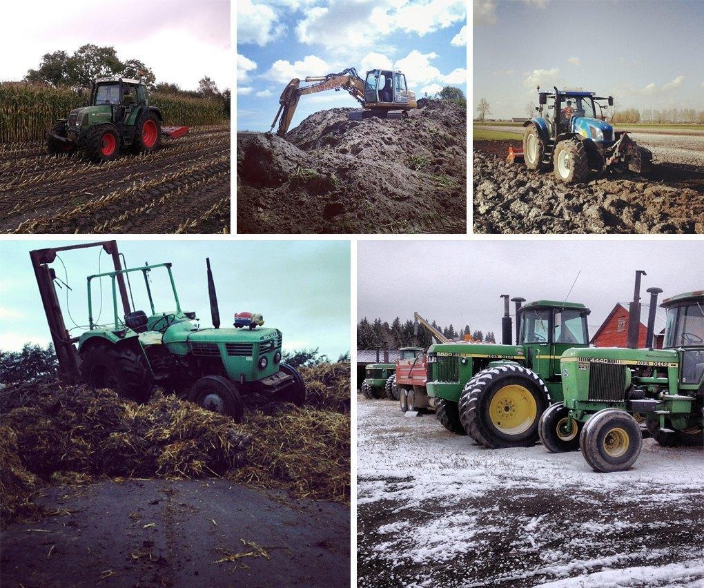 Что публикуют в своих Instagram фермеры разных стран. Изображение № 2.