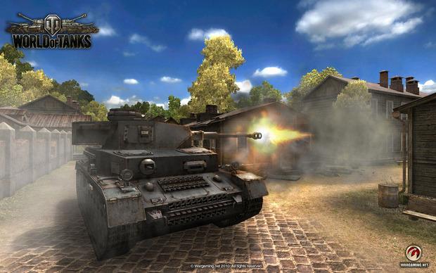 Белорусская милиция ищет угнанный виртуальный танк. Изображение № 3.
