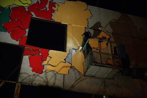 Скетчбук: Уличный художник Radya из Екатеринбурга рассказывает о пяти своих работах. Изображение № 33.