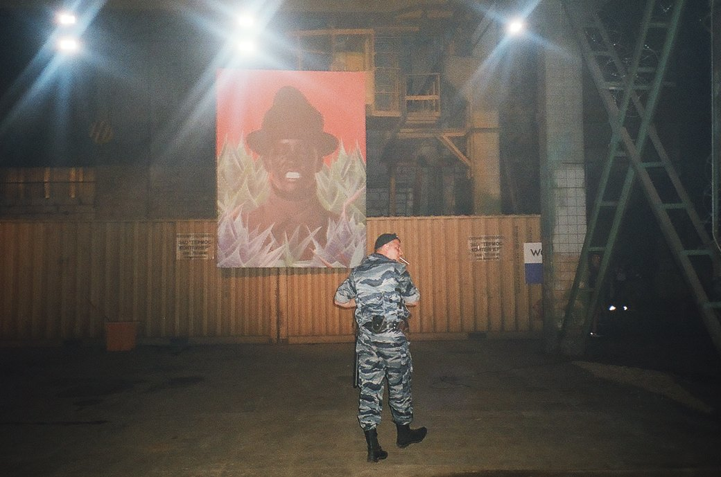 Фоторепортаж: Фестиваль Outline на Карачаровском механическом заводе. Изображение № 29.