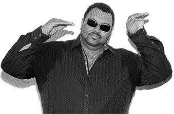 Личный состав: Предметы хип-хоп-музыканта The Egyptian Lover. Изображение № 1.