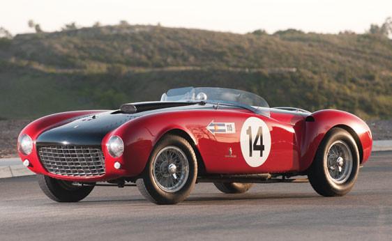 1953 Ferrari 375 MM Spider. Изображение № 16.