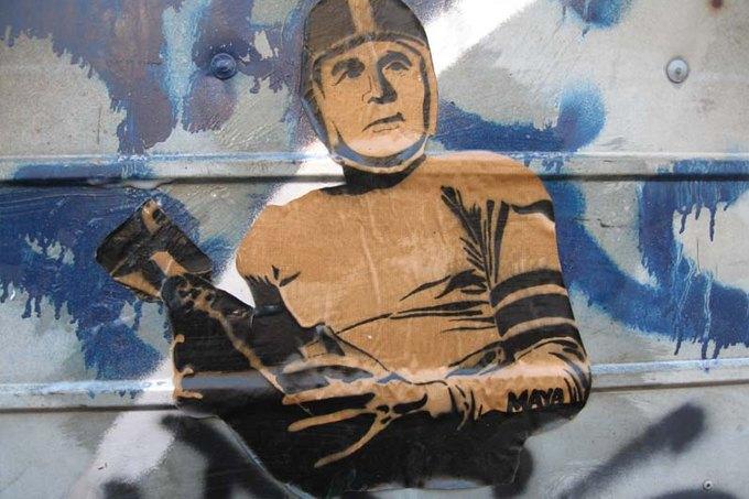 15 политических граффити из разных уголков мира. Изображение № 11.