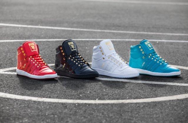 Марка Adidas Originals представила лукбук перезапущенной линейки кроссовок Top Ten . Изображение № 8.