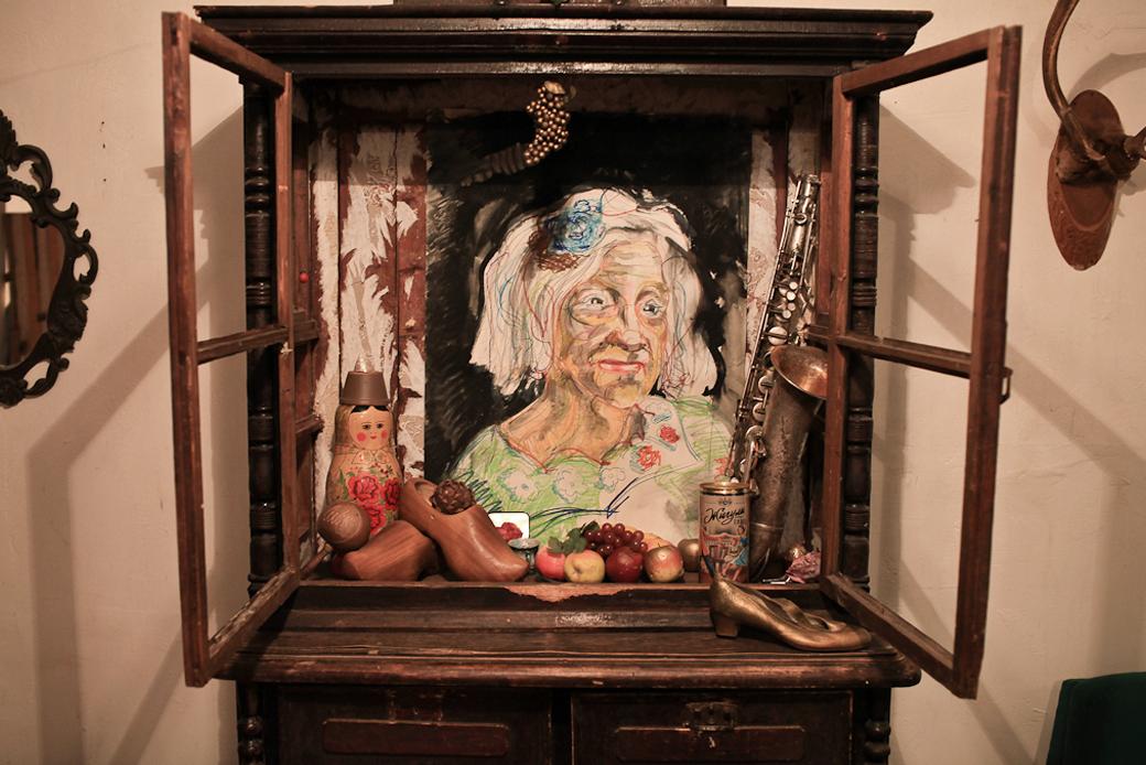 «Пинстрайпинг — это только ты, кисть и краска»: Интервью с художниками-кастомайзерами Freehand Store. Изображение № 5.