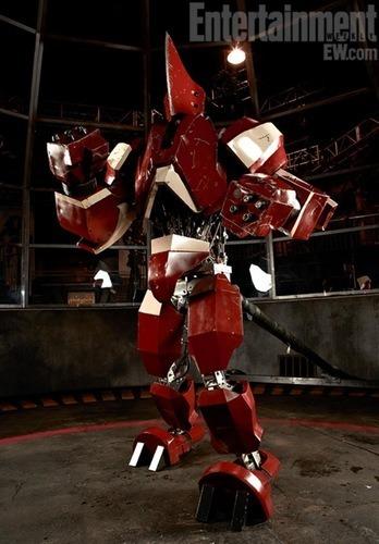 В США запускают телешоу с боями человекоподобных роботов. Изображение № 2.