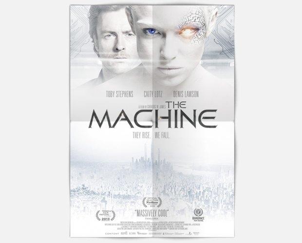 Трейлер дня: «Машина». Британский научно-фантастический триллер об андроидах. Изображение № 1.