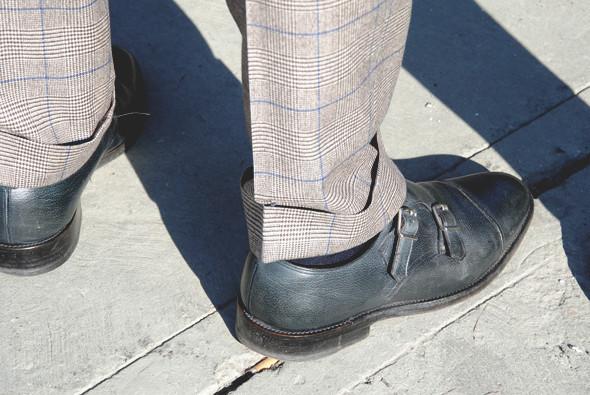 Детали: Репортаж с выставки мужской одежды Pitti Uomo. День первый. Изображение № 21.