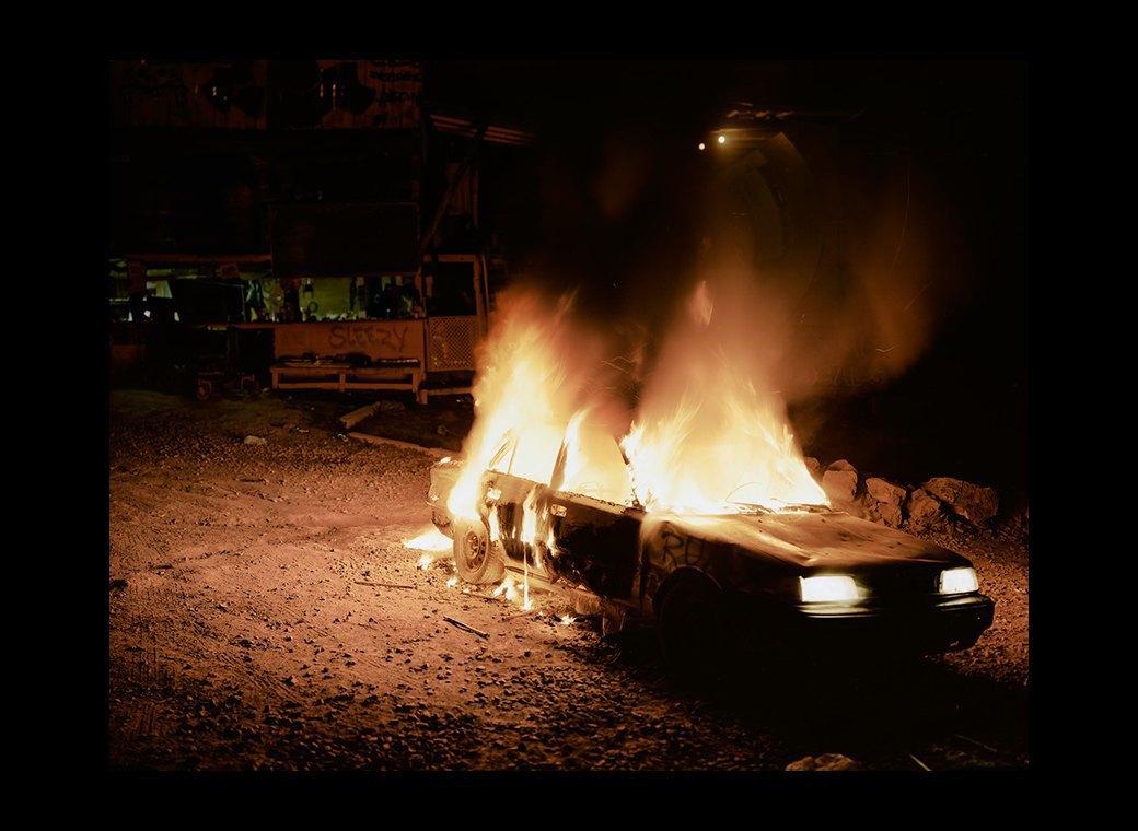 Как живут члены анархистского сообщества «Левиафан» в штате Огайо. Изображение № 18.