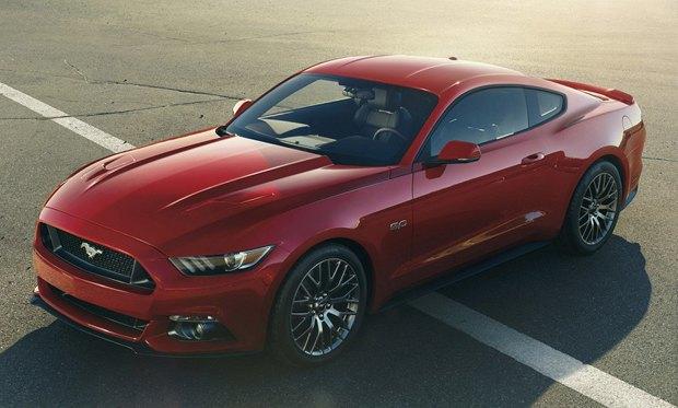 Первый экземпляр обновленного Ford Mustang продадут на аукционе . Изображение № 3.