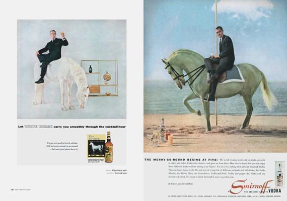Вышла книга «Mid-Century Ads», посвященная истории рекламы в эпоху героев сериала Mad Men. Изображение № 3.