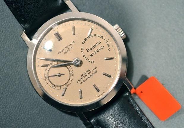 Самые дорогие в мире часы. Изображение № 5.