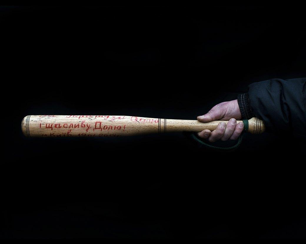 Фотопроект: Самодельное оружие украинской революции. Изображение № 16.
