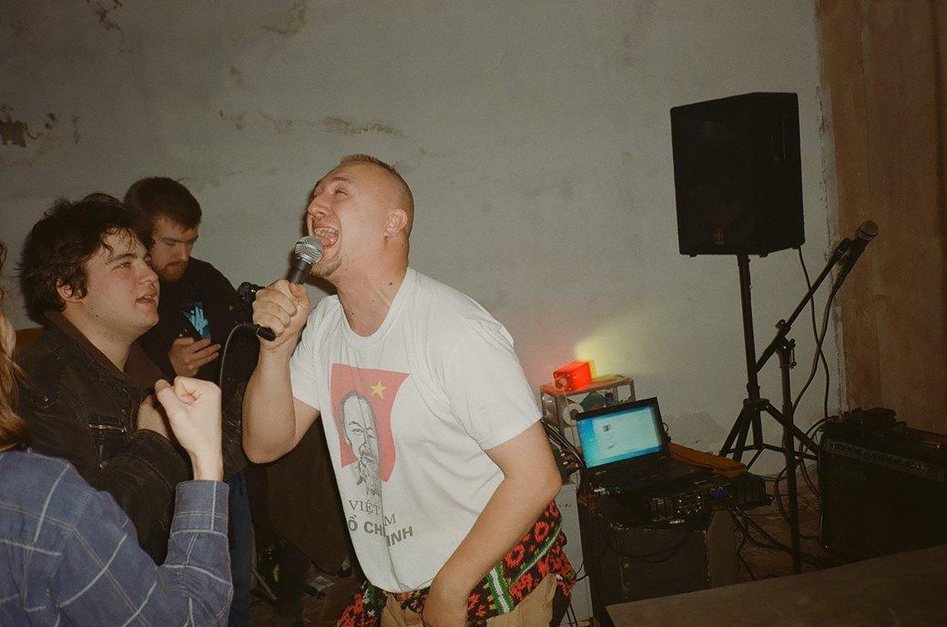 Фоторепортаж: Боровик Ералаш и The Cold Dicks на фестивале «Переугар». Изображение № 21.