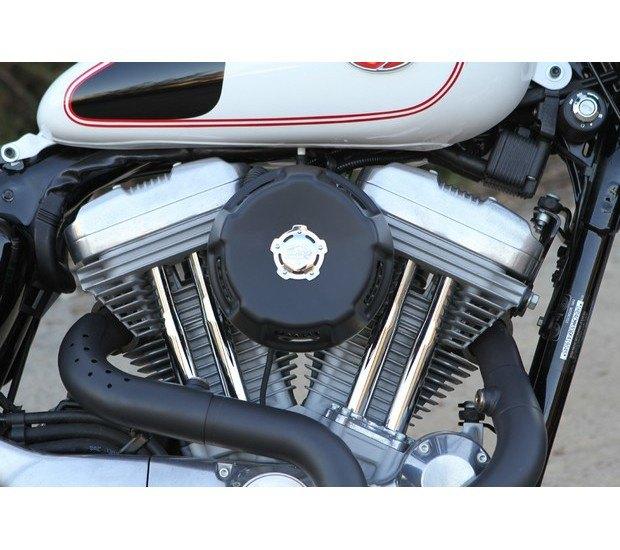 Мастерская Burly Brand представила скрэмблер на основе Harley-Davidson Sportster. Изображение № 18.