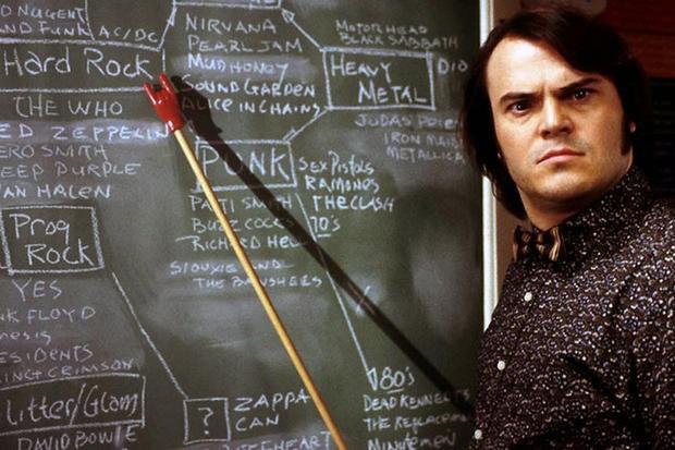 Эндрю Ллойд Уэббер поставит мюзикл по «Школе рока». Изображение № 1.
