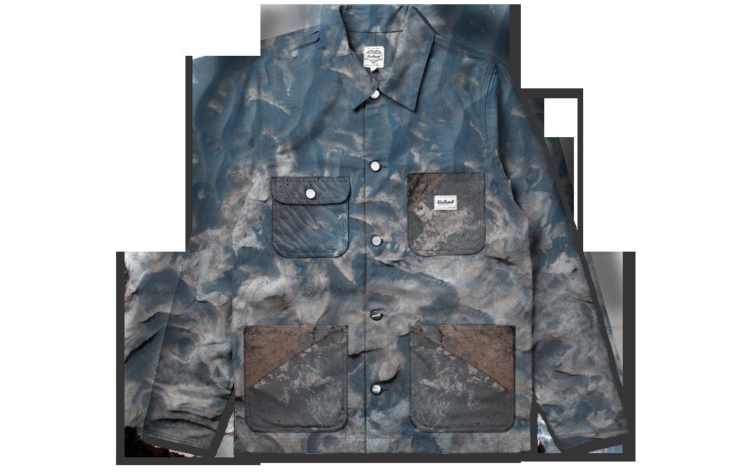 Эксперимент FURFUR: Марсианские ландшафты как источник вдохновения для дизайнеров одежды. Изображение № 5.