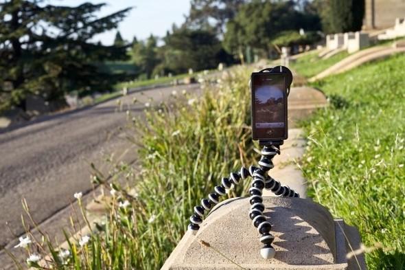 Корпус для iPhone с тремя фотообъективами. Изображение № 5.