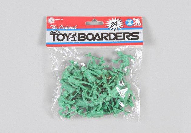 Американский производитель солдатиков выпустил игрушечных скейтеров. Изображение № 4.