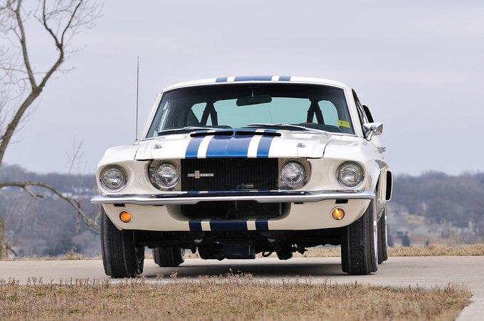 В США на аукционе продали самый дорогой Ford Mustang. Изображение № 6.